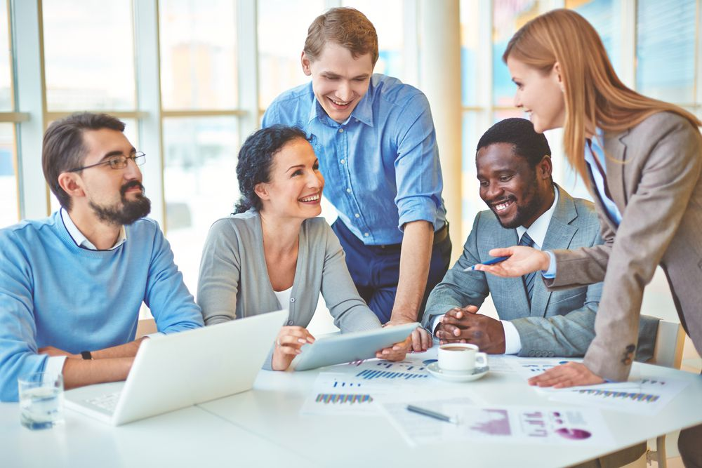 Blended-learning Plattform für Personen aus HR und L&D - Zielgruppe von Promote